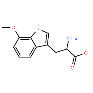 7-methoxy-L-tryptophan