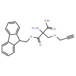 (S)-Fmoc-2-amino-3-propargyloxy-propionic acid