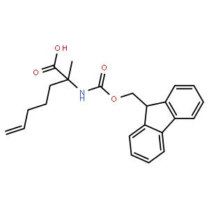 (R)-N-Fmoc-alpha-(4-Pentenyl)Alanine