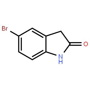5-溴-2-羟吲哚,97%
