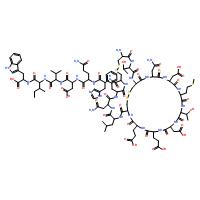 Sarafotoxin S6c