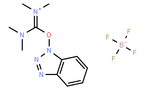 2-(1H-苯并[d][1,2,3]三偶氮-1-基)-1,1,3,3-四甲基脲四氟硼酸酯