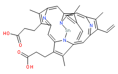 Tin protoporphyrin IX dichloride