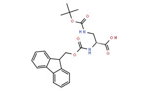 N-Fmoc-N'-Boc-L-2,3-二氨基丙酸