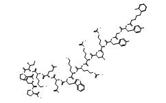Lyn peptide inhibitor