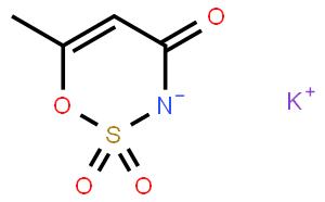乙酰磺胺酸钾溶液标准物质(安赛蜜)
