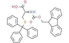 Fmoc-S-三苯甲基-L-半胱氨酸