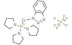 1H-苯并三唑-1-基氧三吡咯烷基鏻六氟磷酸盐