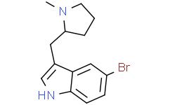 (R)-5-溴-3-(1-甲基-2-吡咯烷基甲基)-1H-吲哚