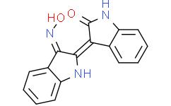 Indirubin-3'-oxime