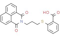 2-[3-(1,3-二氧代-1H,3H-苯并[de]异喹啉-2-基)-丙基磺酰基]-苯甲酸
