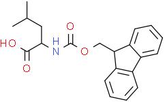 Fmoc-L-亮氨酸