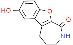 2,3,4,5-四氢-7-羟基-1H-苯并呋喃并[2,3-c]氮杂卓-1-酮