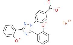 Deferasirox Fe3+ chelate