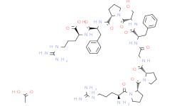 Bradykinin (acetate)