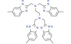 N1,N1,N2,N2-四[(6-甲基-1H-苯并咪唑-2-基)甲基]-1,2-乙二胺