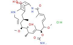 IPI-504 (Retaspimycin hydrochloride)