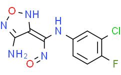 4-氨基-N-(3-氯-4-氟苯基)-N'-羟基-1,2,5-恶二唑-3-甲脒