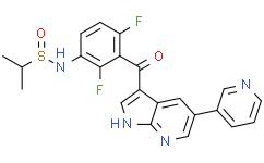 BRAF inhibitor