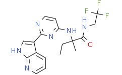 Decernotinib(VX-509)