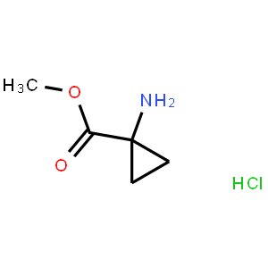 Methyl 1-aminocyclopropanecarboxylate, HCl